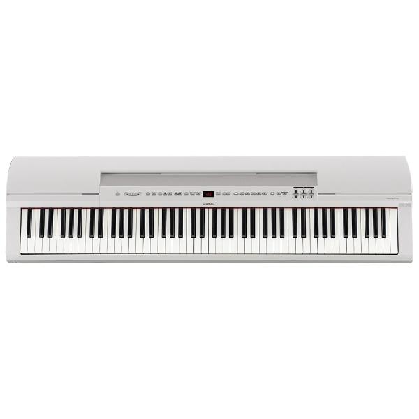 【送料無料】 ヤマハ ステージピアノ P-255WH ホワイト [88鍵盤 /Pシリーズ(ヤマハ)][P255WH]