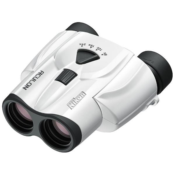 【送料無料】 ニコン 8~24倍双眼鏡 「アキュロン T11(ACULON T11)」(ホワイト) 8-24×25[ACT11WH]