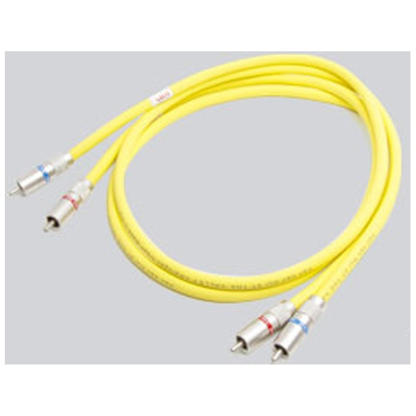 【送料無料】 VDH インターコネクトケーブル RCAケーブル(1.0m×2本) VH-VALLEY-10W[VHVALLEY10W]