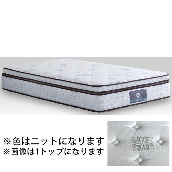 【送料無料】 Serta(サータ) 【マットレス】ポスチャーパーフェクトスリーパー 2トップ 3ゾーン並行配列(シングルサイズ/102×196×38.5cm/ニット) 【代金引換配送不可】