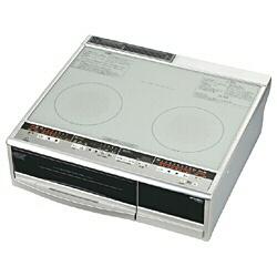【送料無料】 三菱 Mitsubishi Electric 【単相200V】 据置型IHクッキングヒーター (IH2口) CS-G29CS [CSG29CS]