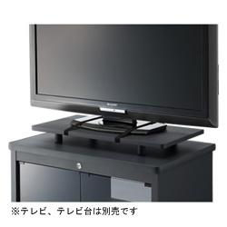 【送料無料】 ハヤミ工産 CQ-6107/6110/6510用オプションテレビ固定台 CP-65[CP65]