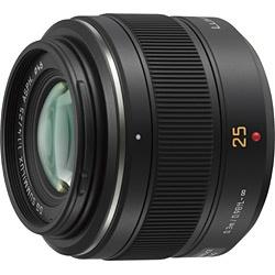 【送料無料】 パナソニック Panasonic カメラレンズ LEICA DG SUMMILUX 25mm/F1.4 ASPH.【マイクロフォーサーズマウント】[HX025] panasonic