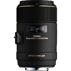 【送料無料】 シグマ カメラレンズ 105mm F2.8 EX DG OS HSM MACRO【キヤノンEFマウント】[MACRO10528EXDGOSEO]