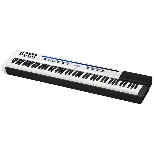 【送料無料】 カシオ ステージピアノ Privia(プリヴィア)(88鍵盤/パールホワイト調) PX-5SWE[PX5SWE]