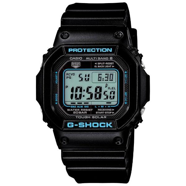 【送料無料】 カシオ G-SHOCK(G-ショック) 「BLACK × BLUE Series(ブラック×ブルーシリーズ)」 GW-M5610BA-1JF[GWM5610BA1JF]