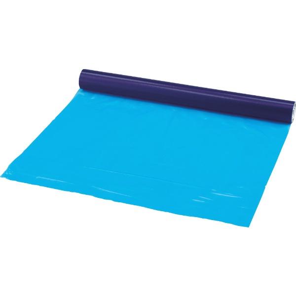 【送料無料】 トラスコ中山 表面保護テープ ブルー 幅1020mmX長さ100m TSP510B
