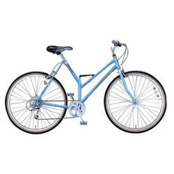 【送料無料】 ブリヂストン 26型 折りたたみ自転車 トランジットスポーツG26(スーパーブルー/8段変速) TSG268【組立商品につき返品不可】 【代金引換配送不可】