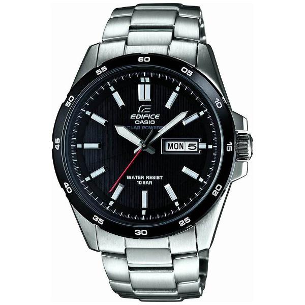 【送料無料】 カシオ [ソーラー時計]エディフィス(EDIFICE) EFR-100SBBJ-1AJF[EFR100SBBJ1AJF]