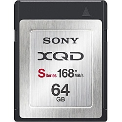【送料無料】 ソニー SONY 64GB XQDメモリーカード(Sシリーズ) QD-S64[QDS64T][c-ksale]