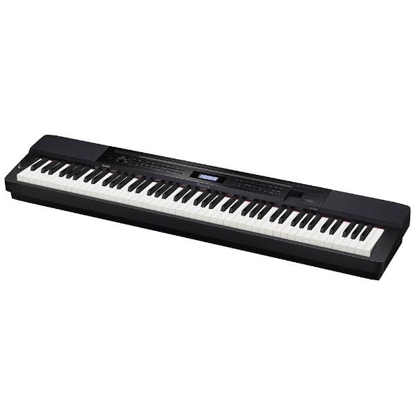 【送料無料】 カシオ PX-350MBK 電子ピアノ Privia ブラックメタリック調 [88鍵盤][PX350MBK]