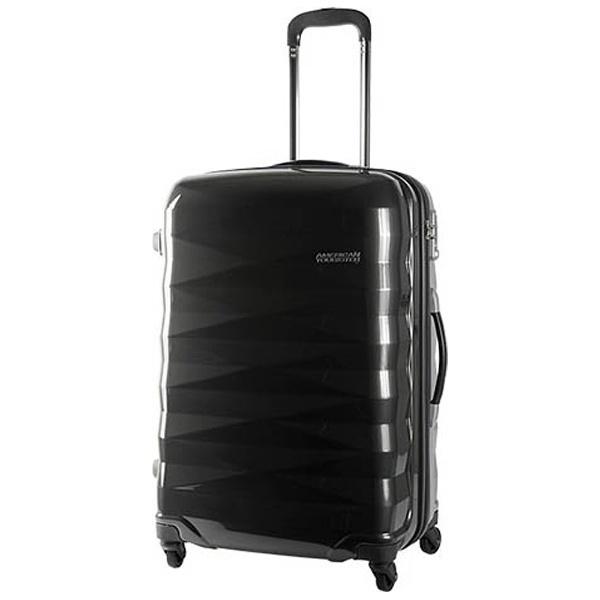 【送料無料】 アメリカンツーリスター TSAロック搭載スーツケース Crystalite(32L) R8758001 グレー