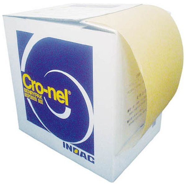 【送料無料】 イノアック クロネルディスペンサーボックス 茶1.6×290mm×70M巻 YE160DNL