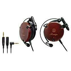【送料無料】 オーディオテクニカ 耳かけ型イヤホン ATH-EW9 0.6+1.0m延長コード[ATHEW9]