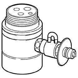 【送料無料】 パナソニック Panasonic 食器洗い乾燥機用 分岐水栓 CB-SMC6[CBSMC6] panasonic
