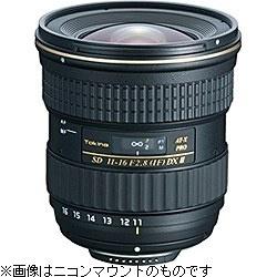 【送料無料】 トキナー カメラレンズ AT-X 116 PRO DX II【キヤノンEFマウント(APS-C用)】[ATX116PRODX2CAF]