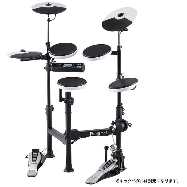 【送料無料】 ローランド 電子ドラム V-Drums Portable TD-4KP-S[TD4KPS]