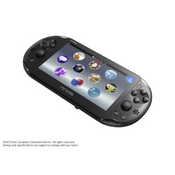【送料無料】 ソニーインタラクティブエンタテインメント PlayStation Vita (プレイステーション・ヴィータ) Wi-Fiモデル PCH-2000 ブラック [ゲーム機本体]