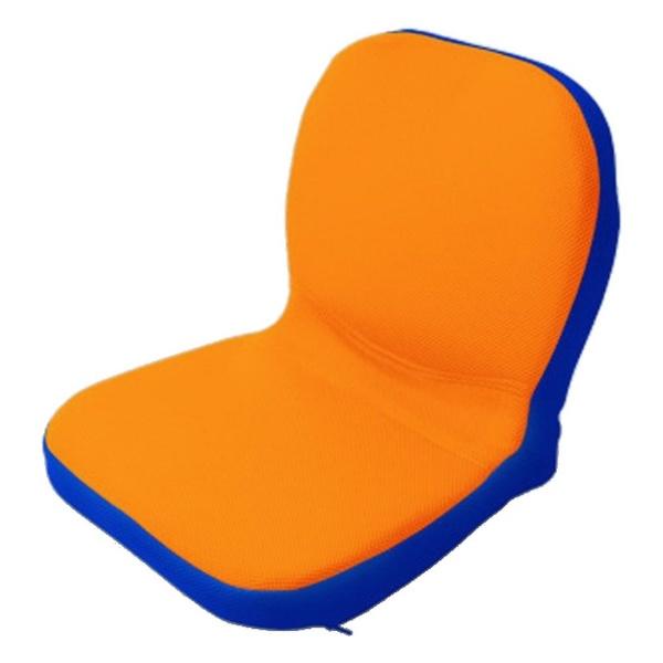 【送料無料】 ピーエーエス p!nto kids 子供の姿勢を考えたクッション座布団 ピントキッズ PINTOKOR オレンジ×ブルー[PINTOKOR]