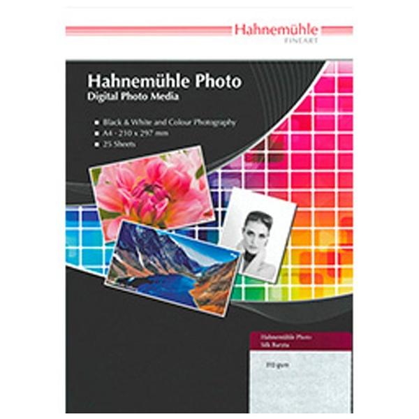【送料無料】 ハーネミューレ ハーネミューレ フォトシルクバライタ 310gsm (A2サイズ・25枚) 430615[430615PHOTOSILKBARYT]