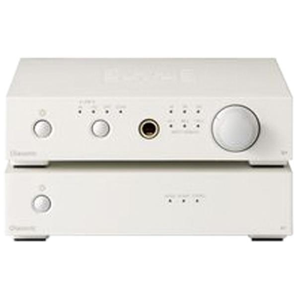 【送料無料】 オラソニック 【ハイレゾ音源対応】プリアンプ機能付きD/Aコンバーター+パワーアンプセット(ホワイト) NANO-D1+NANO-A1セット[NANODA1]