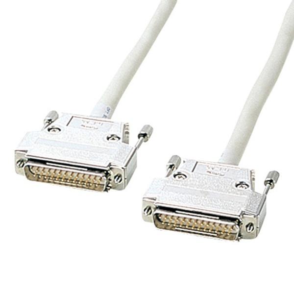 【送料無料】 サンワサプライ RS-232Cケーブル(25pin/モデム・TA・切替器・15m) KRS-005-15N[KRS00515N]