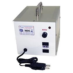 【送料無料】 日章工業 変圧器 (アップダウントランス) 「トランスフォーマ SKシリーズ」(120V⇔100V・容量1600W) SK-1600U[SK1600U]