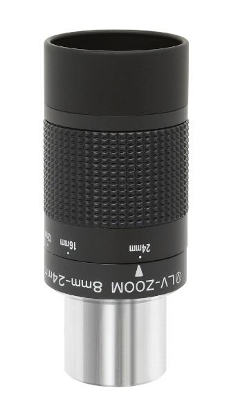 【送料無料】 ビクセン アイピース 「LVシリーズ」(31.7mm径) LV8~24mm[LV825MM] 【メーカー直送・代金引換不可・時間指定・返品不可】