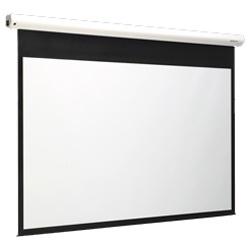 【送料無料】 キクチ科学 120インチ電動巻き上げタイプ4:3スクリーン ホワイトマット GEA-120W[GEA120W] 【メーカー直送・代金引換不可・時間指定・返品不可】