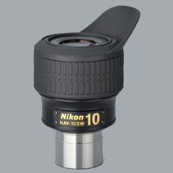 【送料無料】 ニコン 天体望遠鏡用アイピース NAV-10SW[NAV10SW]
