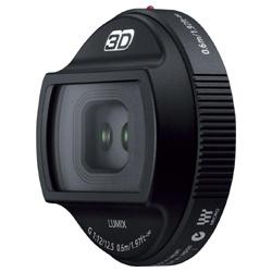 【送料無料】 パナソニック Panasonic カメラレンズ LUMIX G 12.5mm/F12【マイクロフォーサーズマウント】[HFT012] panasonic