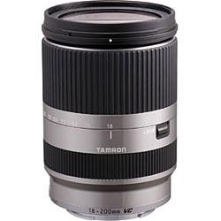 【送料無料】 タムロン カメラレンズ 18-200mm F/3.5-6.3 Di III VC B011【ソニーEマウント(APS-C用)】(シルバー)[B01118200DI3VCソニーNEX], ジュウシヤマムラ bef46b04