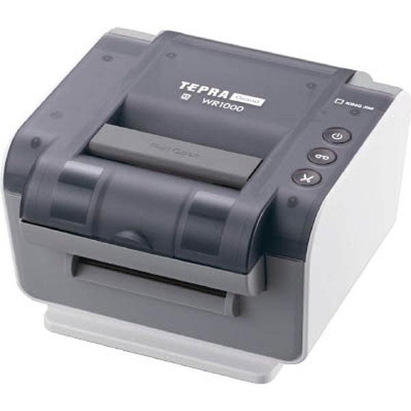 【送料無料】 キングジム KING JIM 【PC接続専用】ラベルプリンター 「テプラ(TEPRA) Grand」 WR1000