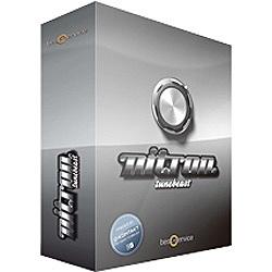 【送料無料】 クリプトンフューチャーメディア BEST SERVICE 〔Win・Mac版〕 NITRON[BS465]