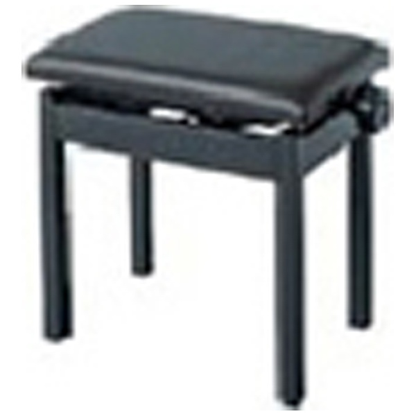 【送料無料】 コルグ(KORG) 電子ピアノ用高低自在イス(ブラック) PC-300 BK[PC300BK]