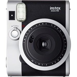 【送料無料】 フジフイルム FUJIFILM インスタントカメラ instax mini 90 『チェキ』 ネオクラシック[INSMINI90NC]