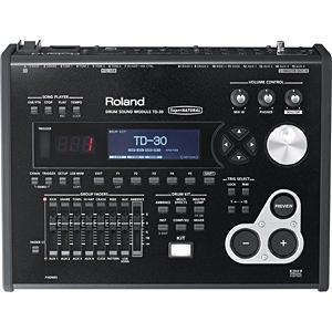 【送料無料】 ローランド ドラムサウンドモジュール TD-30[TD30]