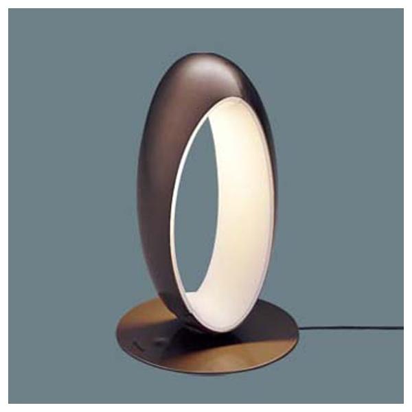 【送料無料】 パナソニック Panasonic 調光機能付LEDスタンド (350lm・昼白色/150lm・電球色) SQ440A メタリックブラウン[SQ440A]