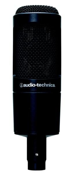 【送料無料】 オーディオテクニカ ボーカルマイク(コンデンサー型) AT2035