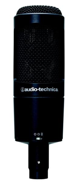 【送料無料】 オーディオテクニカ ボーカルマイク(コンデンサー型) AT2050
