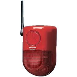 【送料無料】 パナソニック Panasonic ECD6130K 小電力型ワイヤレス警報ランプ付ブザー受信器(屋側用) 「かんたんマモリエ」 ECD6130K[ECD6130K] panasonic