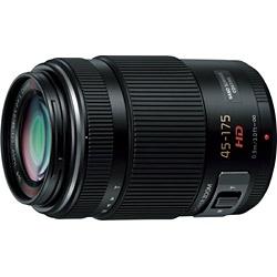 【送料無料】 パナソニック Panasonic カメラレンズ LUMIX G X VARIO PZ 45-175mm/F4.0-5.6 ASPH./ POWER O.I.S.【マイクロフォーサーズマウント】(ブラック)[HPS45175K]