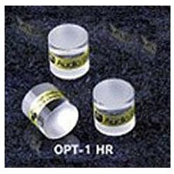 【送料無料】 AUDIO REPLAS 高純度石英インシュレーター (3個1組) OPT-1HR/3P