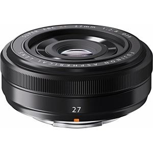 【送料無料】 フジフイルム FUJIFILM カメラレンズ XF27mmF2.8【FUJIFILM Xマウント】(ブラック)[FXF27MMF2.8]