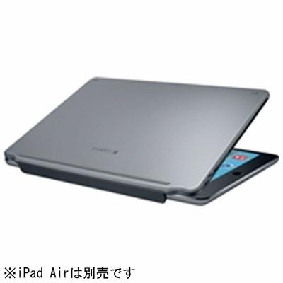 【送料無料】 ロジクール 【限定3台】iPad Air用 ウルトラスリム マグネットクリップ キーボードカバー (スペースグレー) iK1060SG[p-ksale]