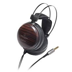 【送料無料】 オーディオテクニカ 【ハイレゾ音源対応】ヘッドホン ATH-W5000 3.0mコード【日本製】[ATHW5000]