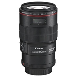 【送料無料】 キヤノン CANON カメラレンズ EF100mm F2.8L マクロ IS USM【キヤノンEFマウント】[EF10028LMIS]