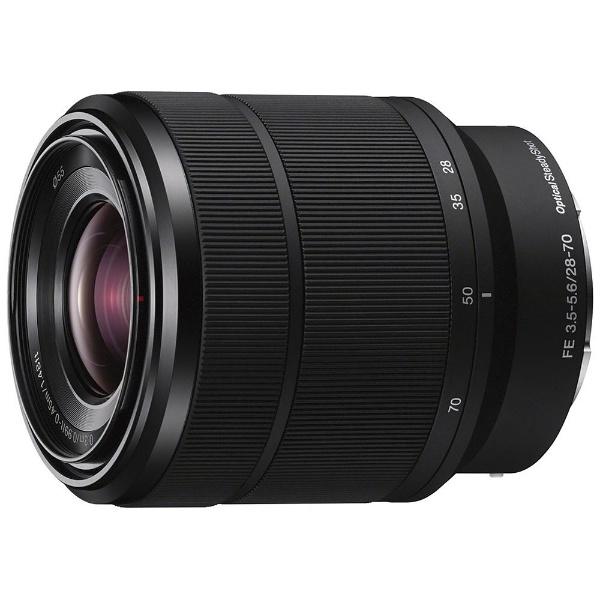 【送料無料】 ソニー SONY カメラレンズ FE 28-70mm F3.5-5.6 OSS【ソニーEマウント】[SEL2870]