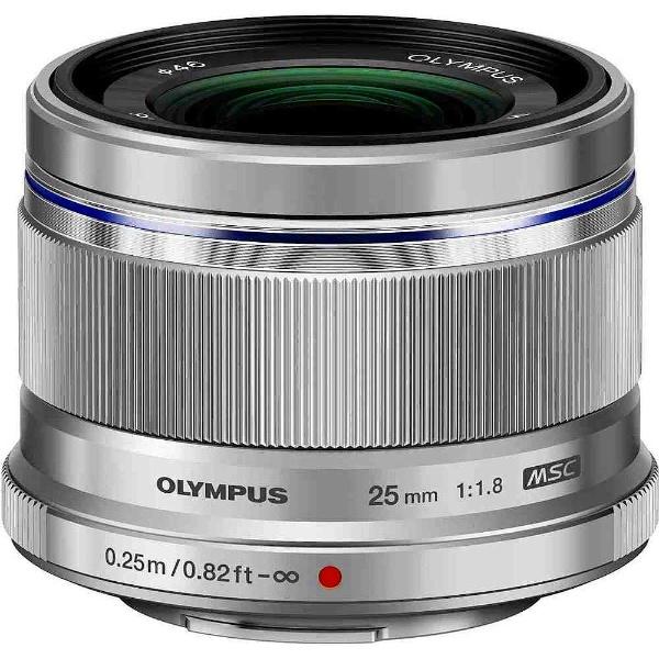 【送料無料【送料無料】】 25mm オリンパス カメラレンズ M.ZUIKO カメラレンズ DIGITAL 25mm F1.8【マイクロフォーサーズマウント】(シルバー), ジャストパーツ:7d67eef3 --- idelivr.ai