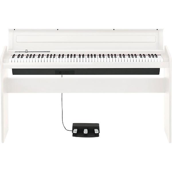 【標準設置費込み】 コルグ(KORG) 電子ピアノ LP-180-WH ホワイト [88鍵盤][LP180WH]